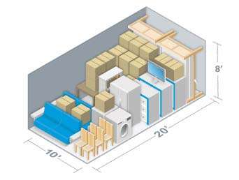 Blue Mountain Storage Units