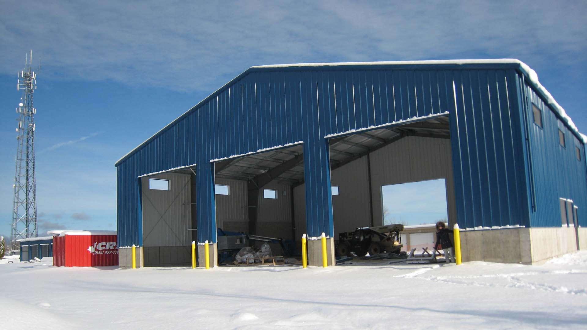 Marine and RV Storage